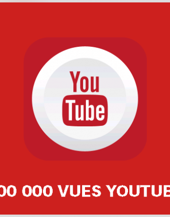 article 100000 vues youtube