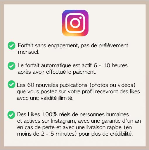 jaime automatique instagram